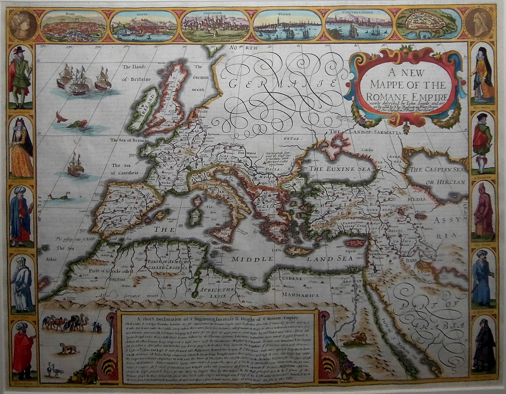 John Sd and Christopher Saxton maps - The Antique Map ... Map Ltd on map explorer, map police, map zoom,